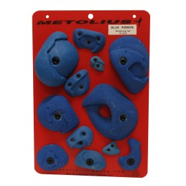 Bouldering Set 12 Pack Blue Ribbon
