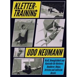 Klettertraining von Udo Neumann