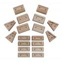 Crusher Board Holds Set 4