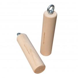 Wood Tubes 55mm