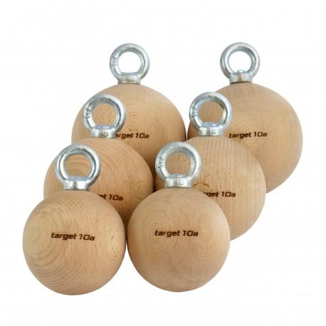 Sphere target10a Choice-Set (100mm, 90mm, 80mm)