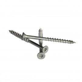 Spax-Screws galvanized Torx 6 x 80 threaded portion