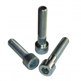 Zylinderschraube DIN 912 verz. M10 x 50