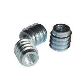 Screw-In Nuts M10 zincked