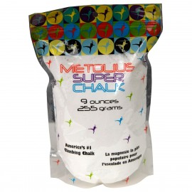 Metolius Super Chalk 9oz - Premium Chalk for Climbers