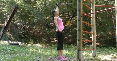 Slingtrainer - Arms Diagonal