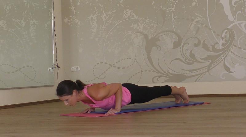Yoga-Chaturanga