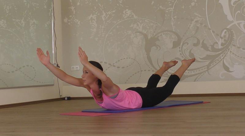 Yoga-Heuschrecke
