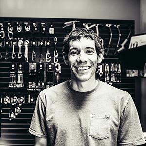 Alex Honnold (Foto: Will Saunders)