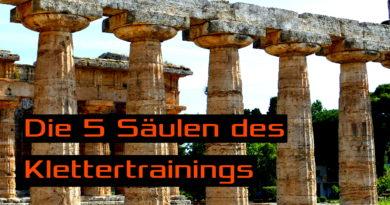 Video - Die 5 Säulen des Klettertrainings
