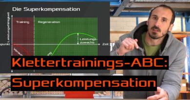 Video - Klettertrainings-ABC: Superkompensation