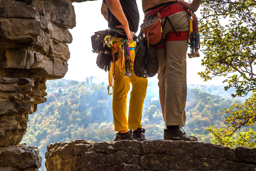 Den richtigen Kletterpartner für deine Abenteuer findest du mit diesen 10 Tipps