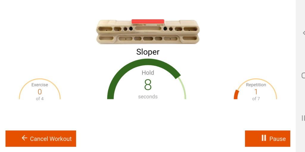 Linebreaker App - Running