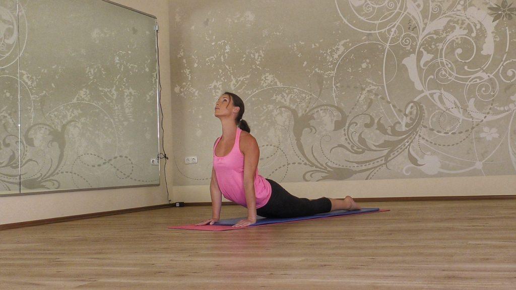 Kletter-Yoga für Körperspannung und Beweglichkeit