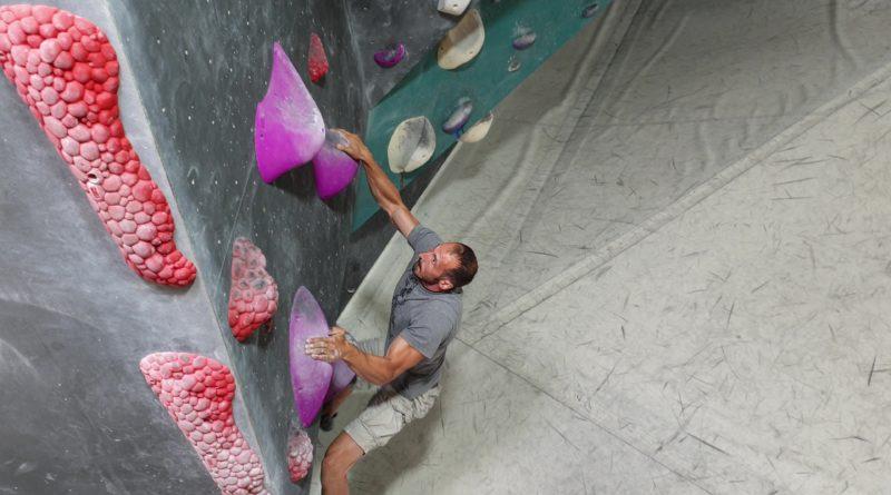 Trainingsplan für Anfänger | Klettern/Bouldern